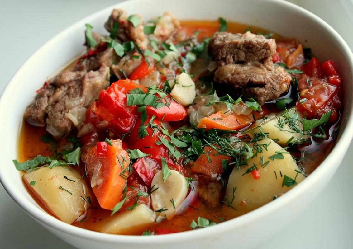 Кавказские блюда из мяса рецепты с фото