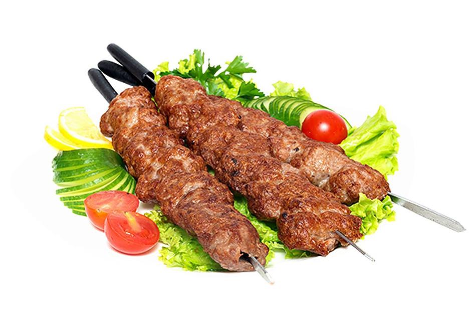 Люля кебаб из говядины в Иркутске